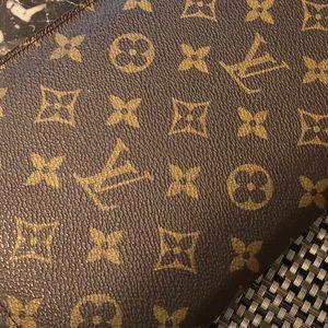 Louis Vuitton personal agenda cover